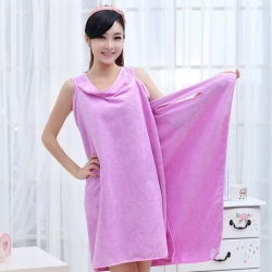 Unisex Magic Creative Cute Bath Towel