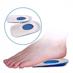 Silicon Gel heel Cushion Foot Pain Protectors