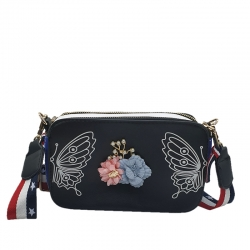 Littledesire Flower Stylish Crossbody Bag