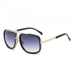 Littledesire Vintage Style Square Unisex Sunglasses