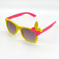 Littledesire Girls Cute Rabbit Bow Style Sunglasses