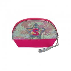 Littledesire Fashion Sequins Glitter Cosmetic Organizer Bag