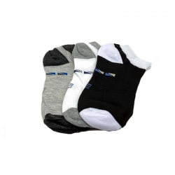 Littledesire Cotton Men Socks - 3 Pairs