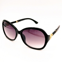 Women Gradient Lens Fashion Sunglasses