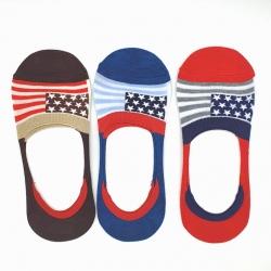 Littledesire Cotton Unisex Socks - 3 Pairs