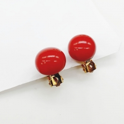 Fashion Jewellery Ball Stud Earrings