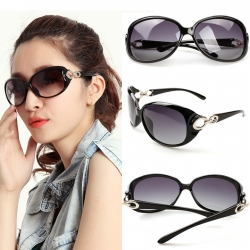 Retro Designer Big Frame Sunglasses