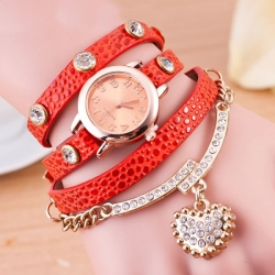 High Fashion Quartz Wrist Watch