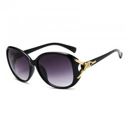 Littledesire Oval Style Vintage Oversize Women Sunglasses