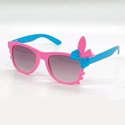 Littledesire Girls Cute Rabbit Bow Style Sunglasses