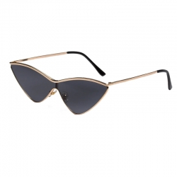 Littledesire Cateye Snap Transparent Women Sunglasses