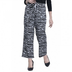 Littledesire Cotton Viscose Blend Printed Pajama