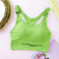 Fashion Sport Gym Fitness Running Yoga Padded Sport Bra