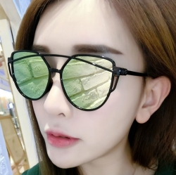 Cat Alloy Full Frame Twin Beam Sunglasses