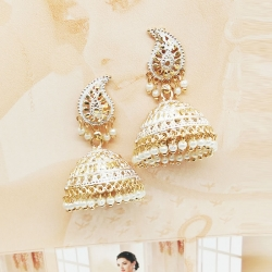 Fashion Jewelry Jhumka Earrings