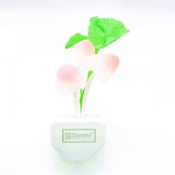 Mushroom Flowers Changing Magic Led Light Lamp