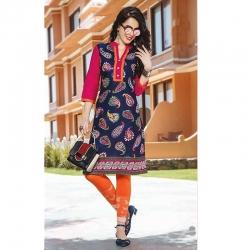 Littledesire Women Daily Wear Cotton Kurta