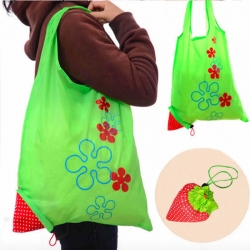 1pcs Strawberry Foldable Grocery Retail Shopping Bag