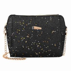 Fashion Sequins Crossbody Shoulder Messenger Bag