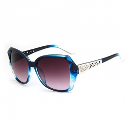 Littledesire Luxury Square Vintage Oversize Women Sunglasses