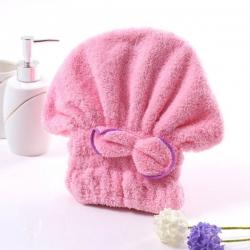 Ladies Hair Towel Quick Drying