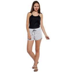 Littledesire Printed Cotton Shorts