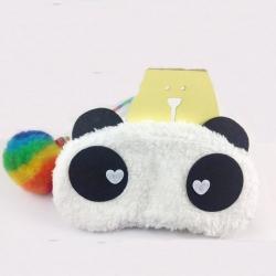 Cute Panda Love Face Eye Mask