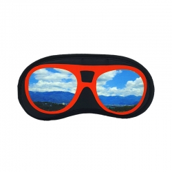 Littledesire Printed Sunglass Sleeping Eye Mask