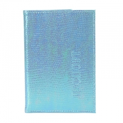 Littledesire Iridescence Indian Travel Passport Cover