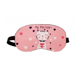 Littledesire Cute And Soft Silk Sleeping Eye Mask