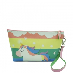 Littledesire Unicorn Waterproof Cosmetic Organizer Bag