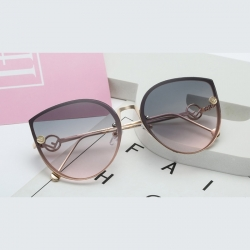 Designer Vintage Cat Eye Sunglasses