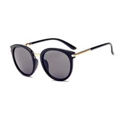 Littledesire Fashion Vintage Round Unisex Sunglasses UV400