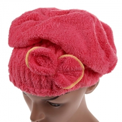 Littledesire Ladies Hair Towel Quick Drying