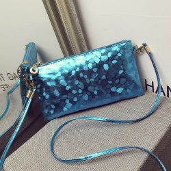 Stylish Crossbody Blue Party Sling Bags