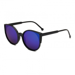 Cat Eye Purple Sunglasses