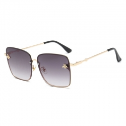 Littledesire Luxury Square Retro Oversized Sunglasses