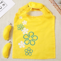 2 pcs Banana Foldable Grocery Shopping Bag