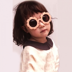 Littledesire Unisex Kids Cute Sun Flower Style Sunglasses