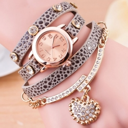 Hig Fashion Quartz Wrist Watch