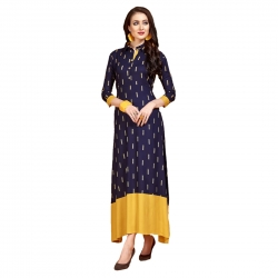 Littledesire Straight  Printed Kurta