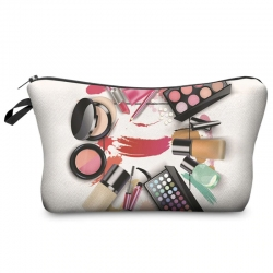 Littledesire Makeup Travel Pouch Toiletry Organizer Bag