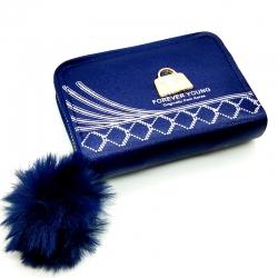 Mini Purse PU Leather Zipper Wallet