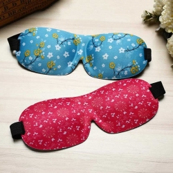 Littledesire Floral Sleeping Eye Mask (Pack of 2)