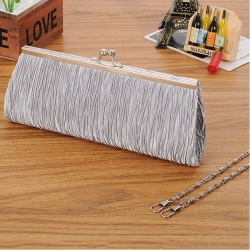 Littledesire Fashion Minaudiere Clutch With Chain