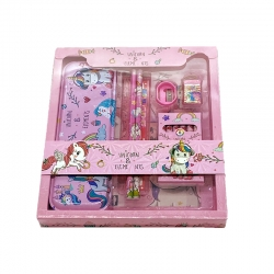 Unicorn & Elements Pencil Box Set