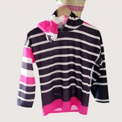 Littledesire Stripes Hoodies