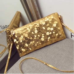 Stylish Crossbody Golden Party Sling Bags