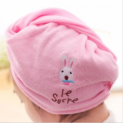 Quick Drying Bathing Hair Towel