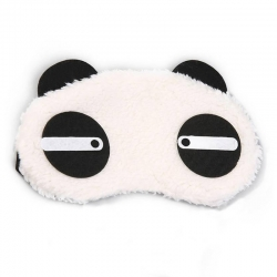 Cute Panda Travel Sleep Blindfold Eye Mask